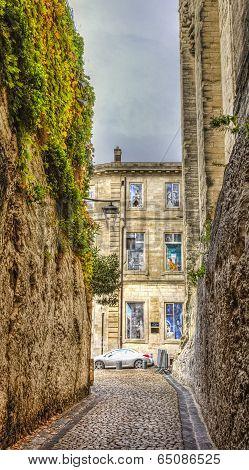 Painted Windows- Avignon, France