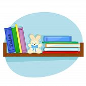 foto of childrens literature  - children - JPG