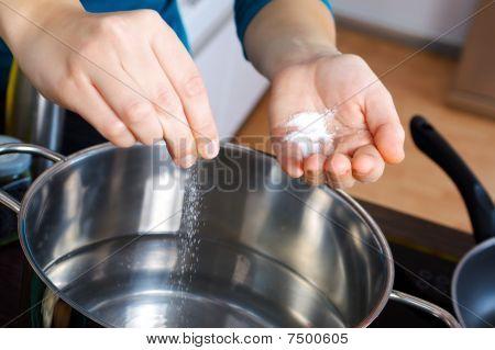 Salting Water