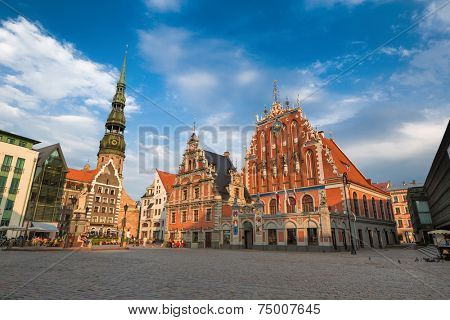 House of the Blackheads (Riga, Latvia)