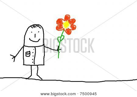 Regalo de la flor