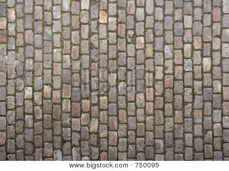 Pflasterstein Textur