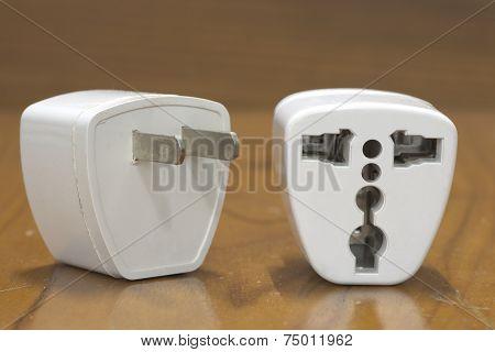 Universal plug converter