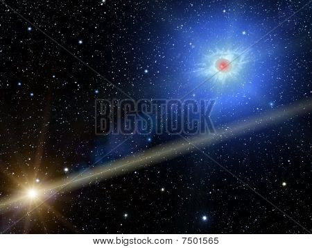 Sky  Stars  Constellation