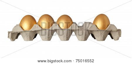 One Golden Egg Stolen