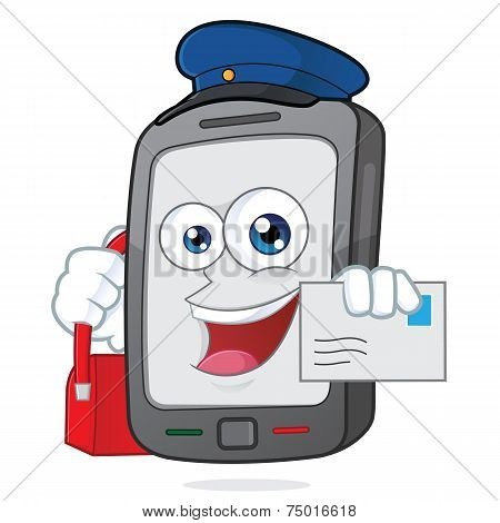 Smartphone mailman