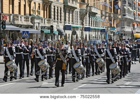 Musicians of Royal Military Band
