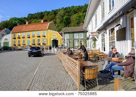 Idyllic Sweden