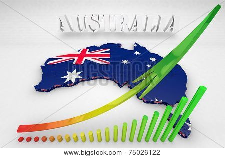 Illustration Of Australia