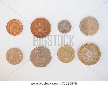 Pound Coin Series