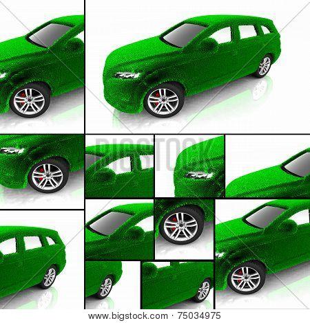 Alternative power concept Car design