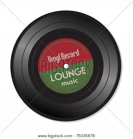 Lounge music vinyl record