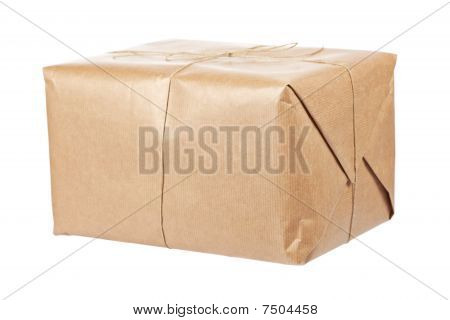 Brown Package