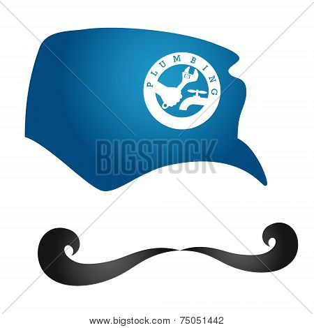 Plumber With Mustache