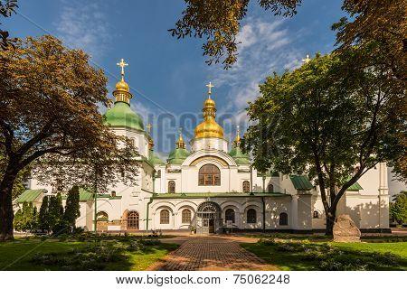 Saint Sophia Cathedral In Kiev 11Th Century
