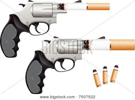Rauchen ist der Tod