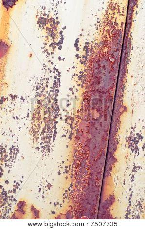 Rust grunge background