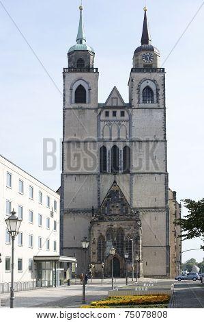 St. John's Church Magdeburg