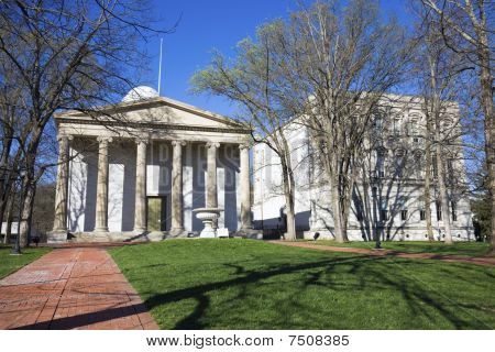 Frankfort, Kentucky - Old State Capitol