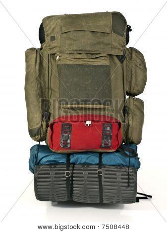 Wilderness Warrior Backpack