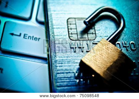 credit card data security breach
