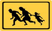 pic of deportation  - The Famous Running Family   - JPG