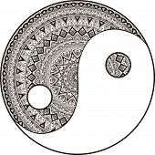 picture of indian  - Mandala - JPG