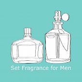 foto of fragrance  - set of men - JPG