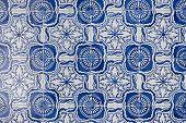 Portuguese Glazed Tiles 144