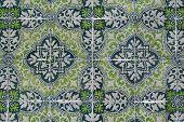 Portuguese Glazed Tiles 136