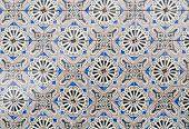 Portuguese Glazed Tiles 089