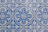 Portuguese Glazed Tiles 085