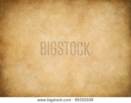 Vintage old worn paper texture background