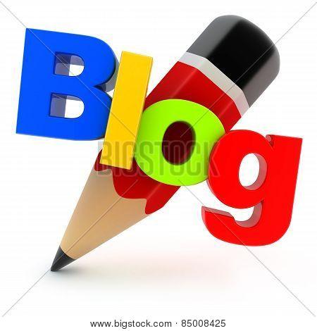 Abstract Symbol Blog