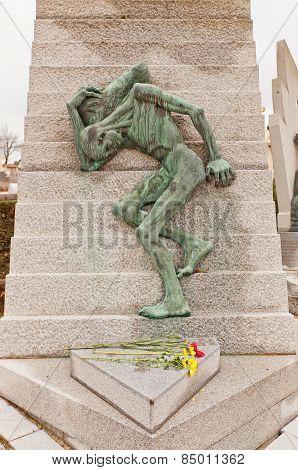 Mauthausen Camp Victims Memorial