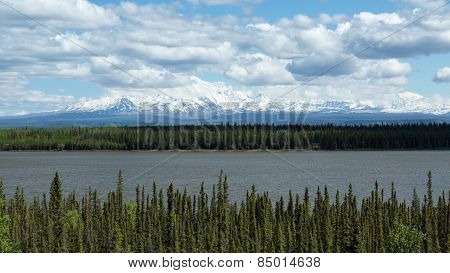 Alaska's Willow Lake