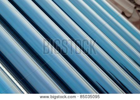 Closeup Of Vacuum Tubes