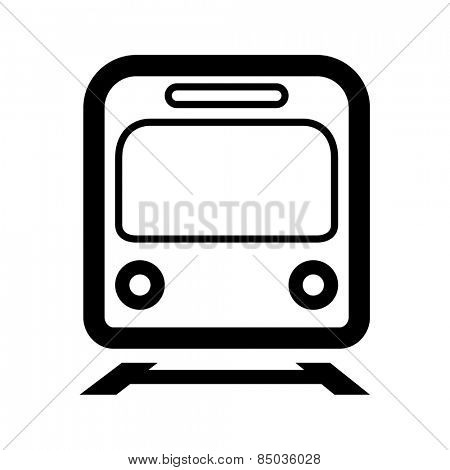 Train / subway icon