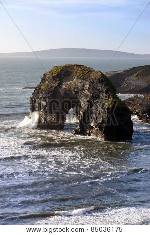 Wild Atlantic Way Virgin Rock