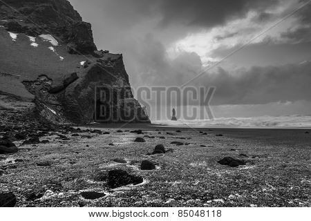 South Iceland Coastline
