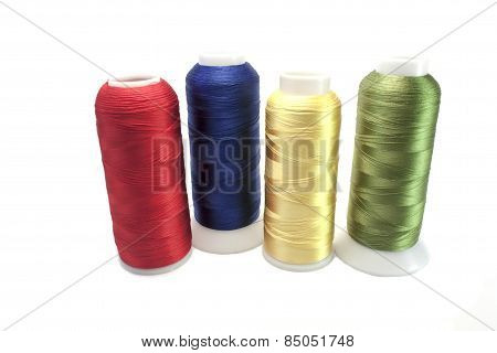 Threads In Spools