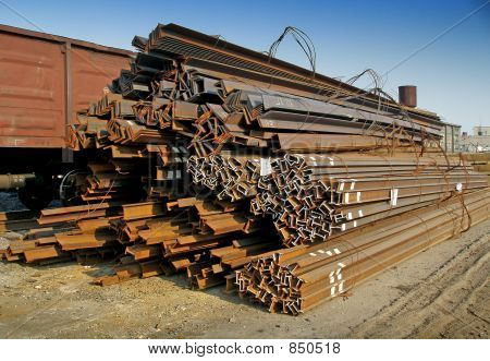 Rolled Steel pile