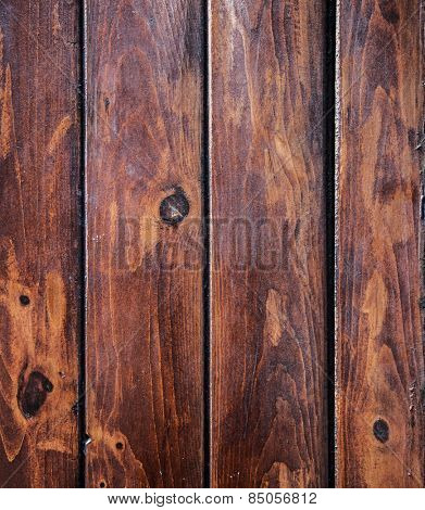 Old wooden boards background texture