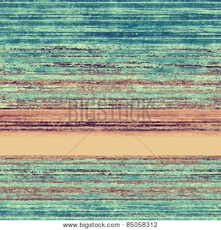 Vintage texture ideal for retro backgrounds. With different color patterns: brown; gray; cyan; blue