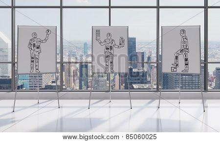 Three Businessman