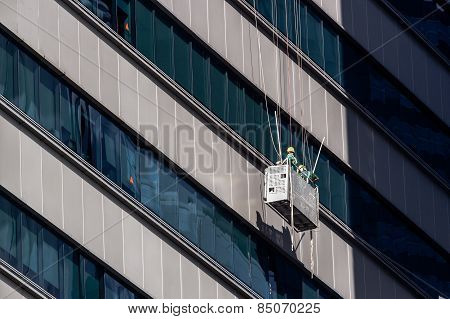 High-rise Window Cleaners In Singapore
