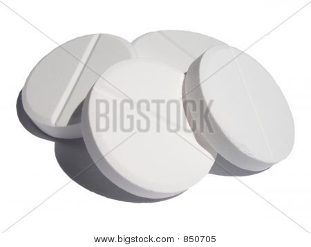 Simple White Pills