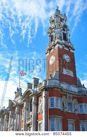 Town Hall in Colchester Essex