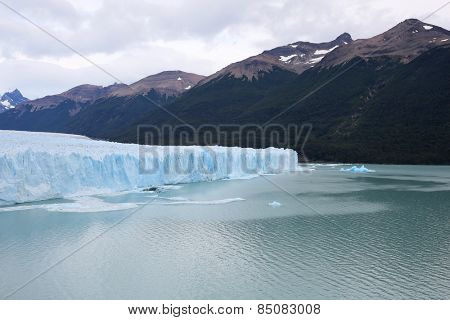 View of Perito Moreno Glacier - Patagonia- Argentina