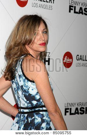 LOS ANGELES - MAR 5:  Sanny van Heteren at the